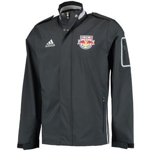 New York Red Bulls adidas Coaches Sideline Jacket